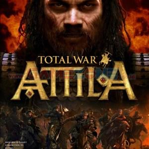 Total War: Attila (7DVD) - PC-0
