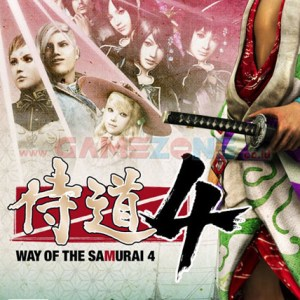 Way of the Samurai 4 (DVD) - PC-0