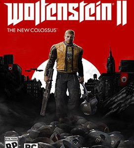 Wolfenstein II: The New Colossus (11DVD) - PC-0