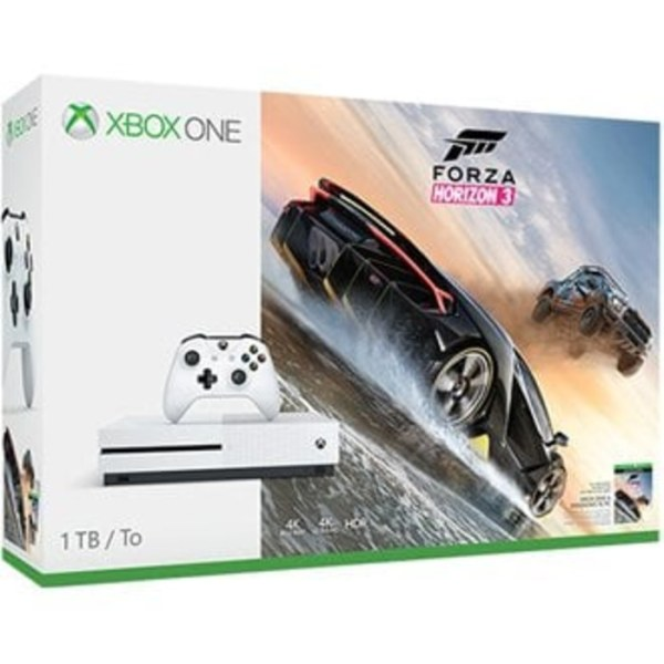 Mesin XBOX ONE S 1TB Bundle Forza Horizon 3 - XBOX ONE-0