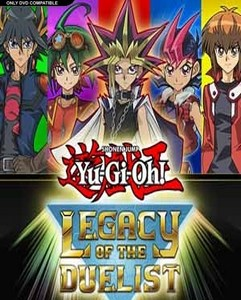 Yu-Gi-Oh! Legacy of the Duelist(DVD) - PC-0