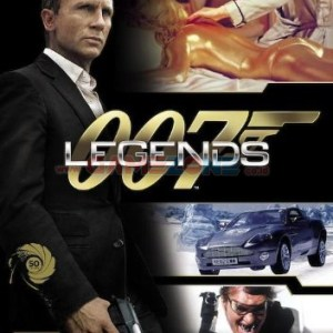 007 Legends (3DVD) - PC-0