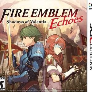 Fire Emblem Echoes: Shadows of Valentia - Reg3 - 3DS-0