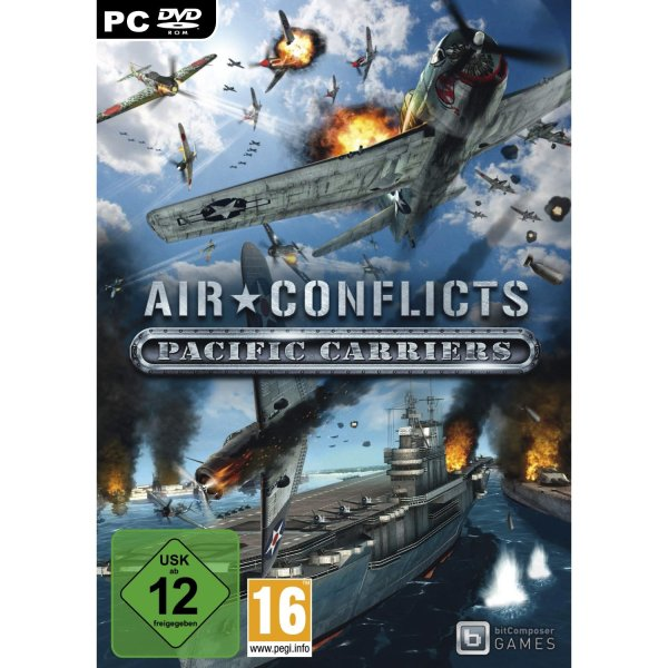 Air Conflict Pasific Carrier