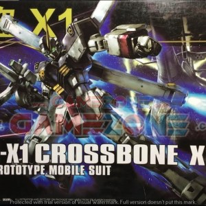 Gundam XM-X1 Crossbone X1 (HG) - Daban Model-0