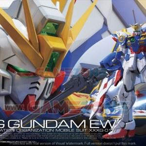 Gundam Wing EW XXXG-01W (RG) – Bandai-0