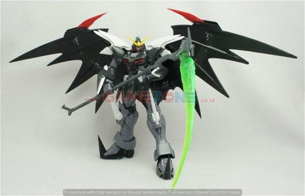 Gundam Deathscythe HellXXXG-01D2 (MG) - Terakit - Dragon Momoko-0