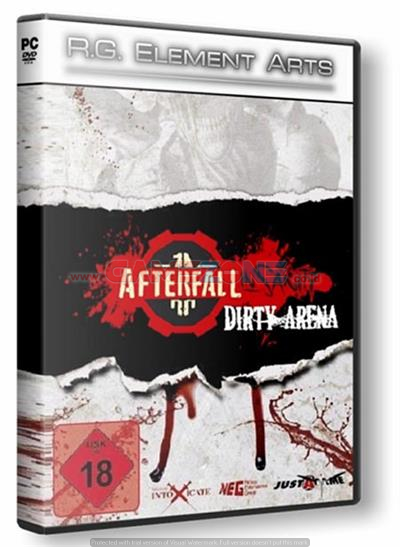 Afterfall InSanity : Dirty Arena Edition (DVD) - PC-0