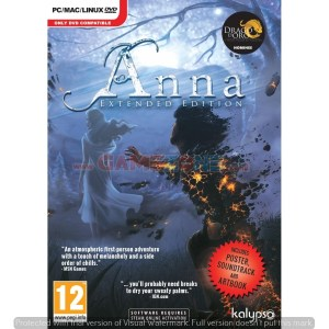 Anna - Extended Edition (DVD) - PC-0
