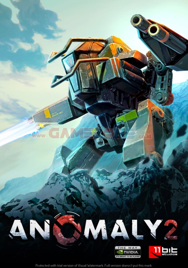 Anomaly 2 (DVD) - PC-0