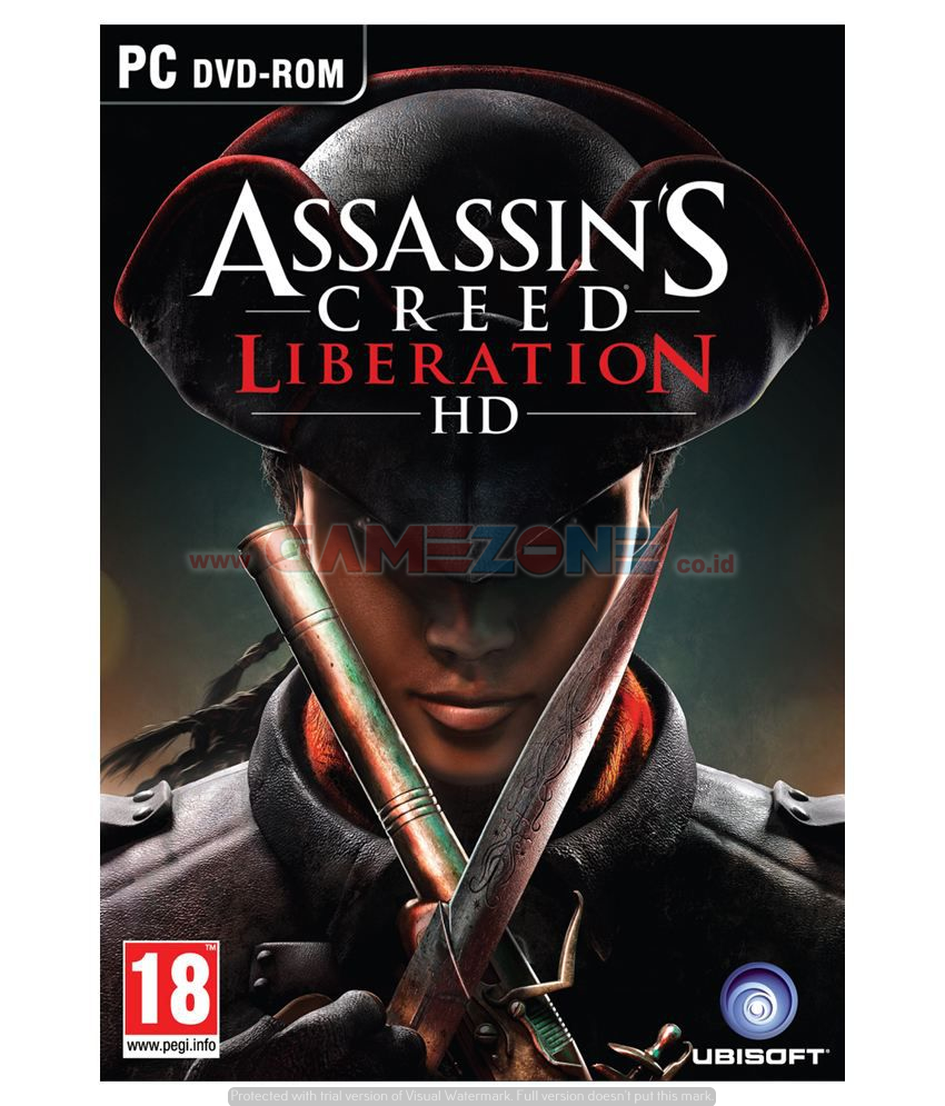 Jual Assassin S Creed Liberation Hd Dvd Pc Gamezone