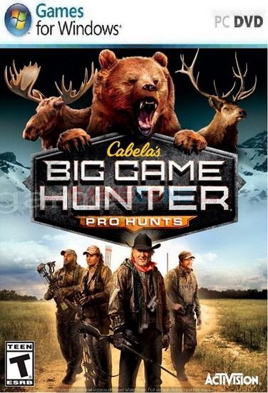 Cabela's Big Game Hunter: Pro Hunts (DVD) - PC-0