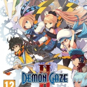 Demon Gaze II - Reg2 - PS Vita-0