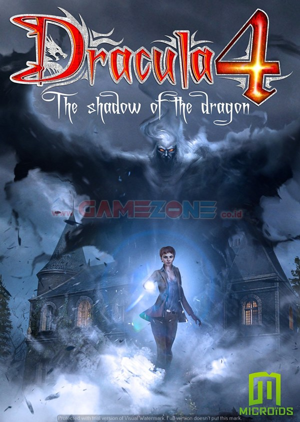 Dracula 4 : The Shadow of the Dragon (DVD) - PC-0