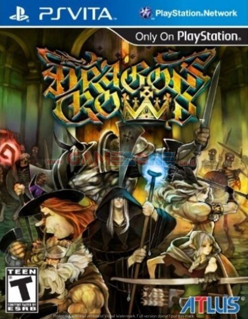 Dragon's Crown - Reg3 - PS Vita-0