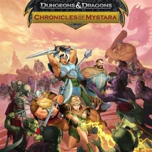 Dungeons & Dragons: Chronicles of Mystara (DVD) - PC-0