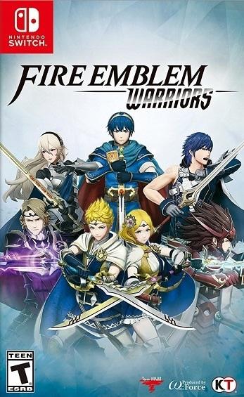 Fire Emblem Warriors - Reg3 - Switch-0