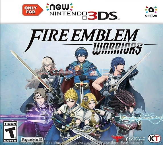 Fire Emblem Warriors - Only for NEW and 2DS XL - 3DS-0