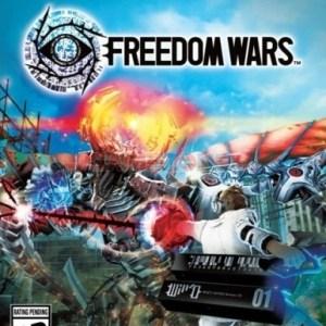 Freedom Wars - Reg3 - PS Vita-0