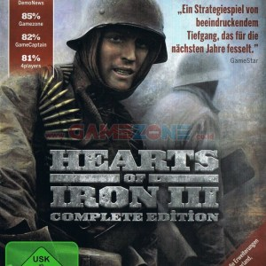Hearts of Iron III Collection (DVD) - PC-0