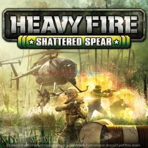 Heavy Fire : Shattered Spear (DVD) - PC-0