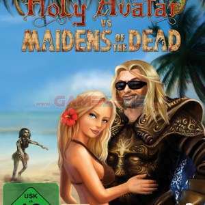Holy Avatar vs. Maidens of the Dead (DVD) - PC-0