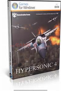 HyperSonic 4 (DVD) - PC-0