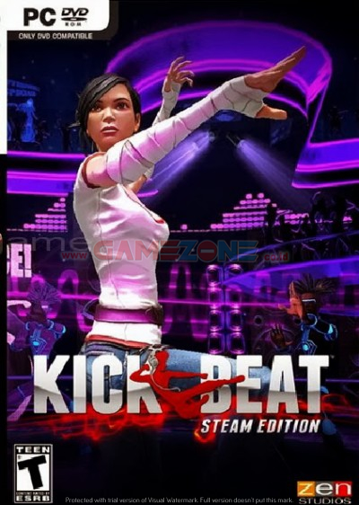 Kickbeat Steam Edition (DVD) - PC-0