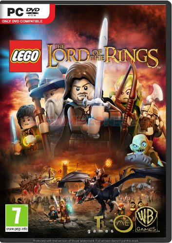 LEGO The Lord of the Rings (2DVD) - PC-0