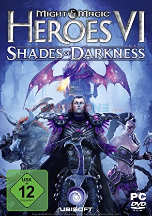 Might and Magic: Heroes VI - Shades of Darkness (DVD) - PC-0