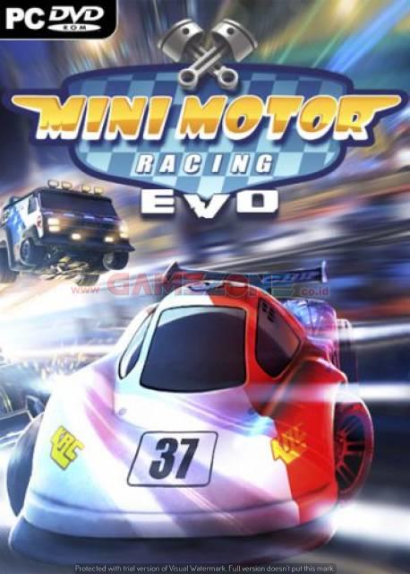 Mini Motor Racing EVO (DVD) - PC-0