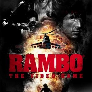 Rambo: The Video Game (DVD) - PC-0