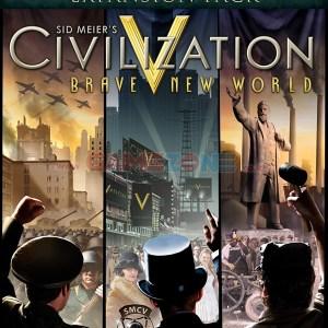 Sid Meier's Civilization V: Brave New World (2DVD) - PC-0