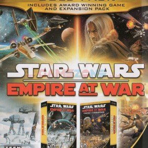 Star Wars : Empire at War Gold Pack (DVD) - PC-0