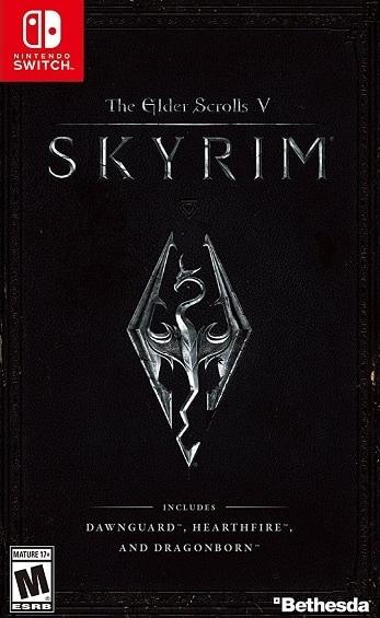 The Elder Scrolls V: Skyrim - Reg2 - Switch-0