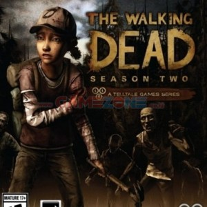 The Walking Dead: Season Two - Reg1 - PS Vita-0