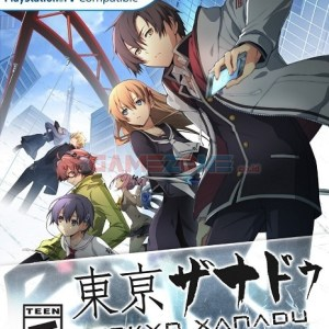 Tokyo Xanadu - Reg1 - PS Vita-0