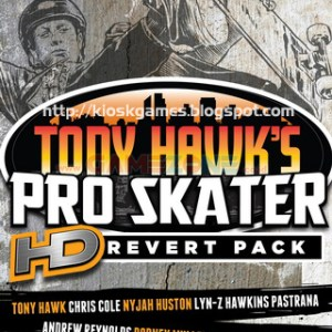 Tony Hawk's Pro Skater HD - Revert Pack (DVD) - PC-0