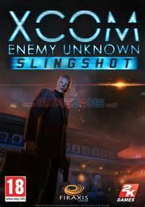XCOM : Enemy Unknown - Slingshot Pack (DVD) - PC-0