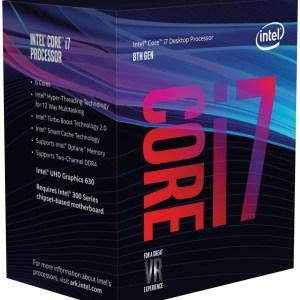 Processor Intel i7 8700 BOX