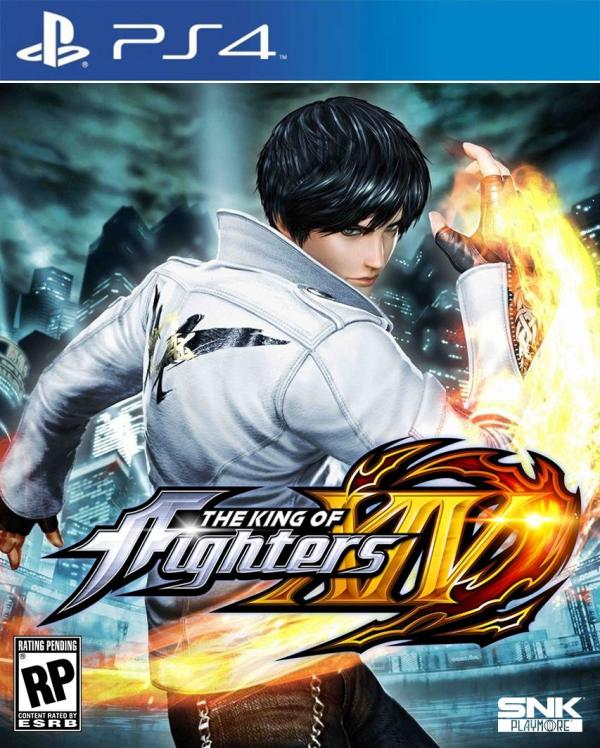 The King of Fighters XIV SE- Reg1 - PS4