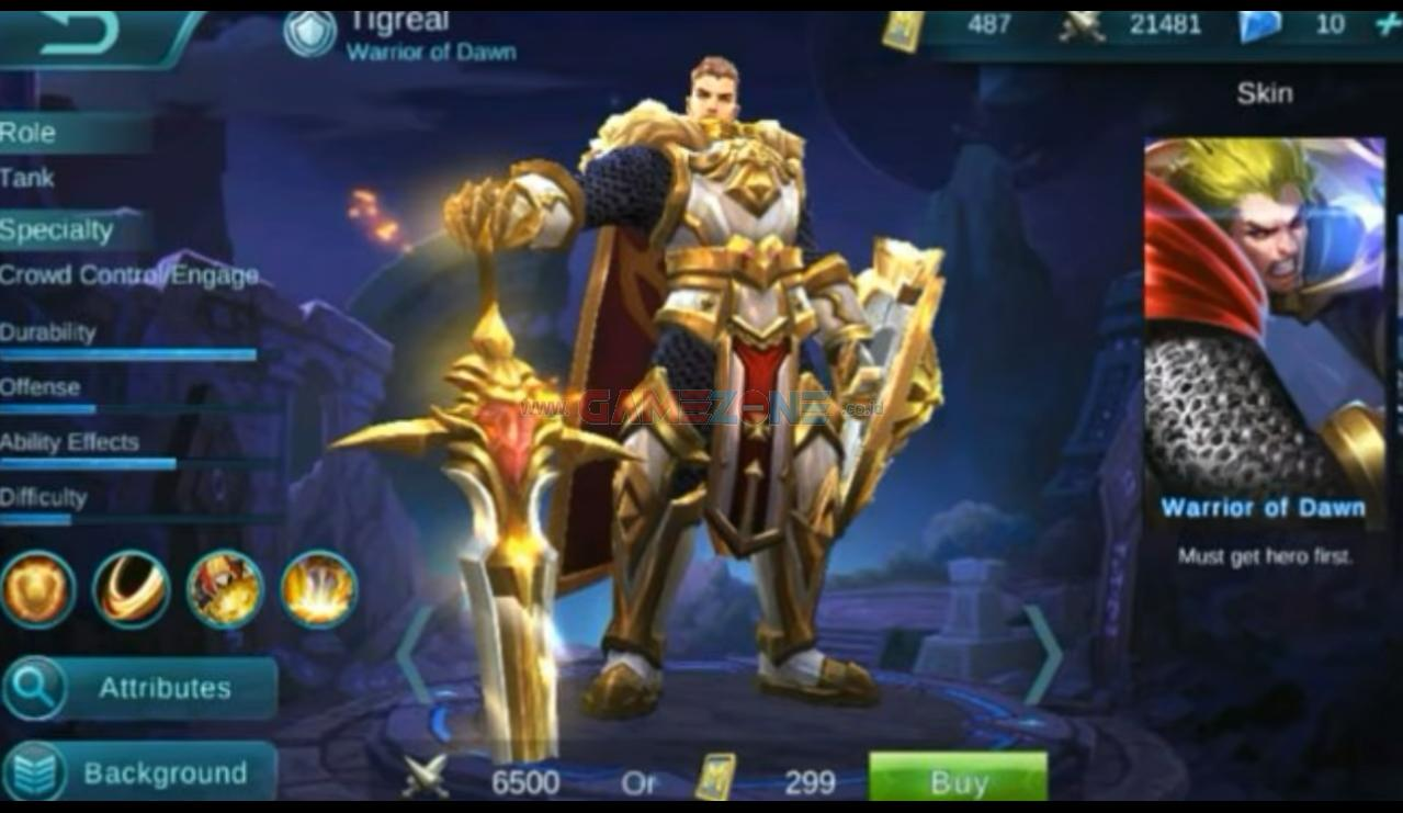Nostalgia Hero Mobile Legends Zaman OLD
