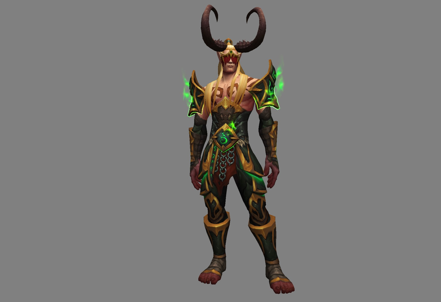 Take A Look At World Of Warcraft Legions New Demon