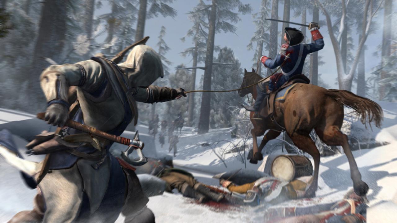 Assassins Creed 3 Die verbesserte PCSteuerung im neuen