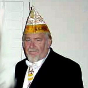 Erwin Simons, Ehrenpresident († July 13, 2008)