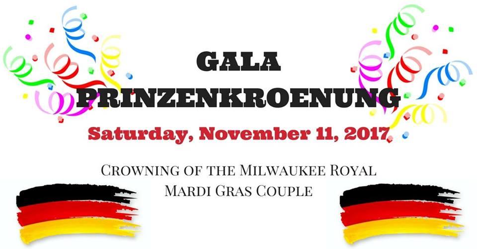 Milwaukee Mardi Gras Karneval Party