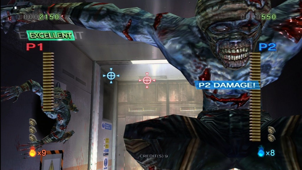 The House Of The Dead 4 Review For Psn Gaming Age