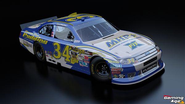 NASCAR The Game Inside Line Gets Official Driver Roster