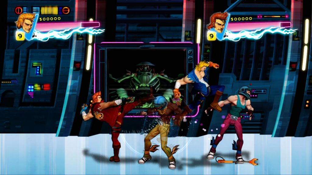 Double Dragon Neon Review For Psn Xbla Gaming Age