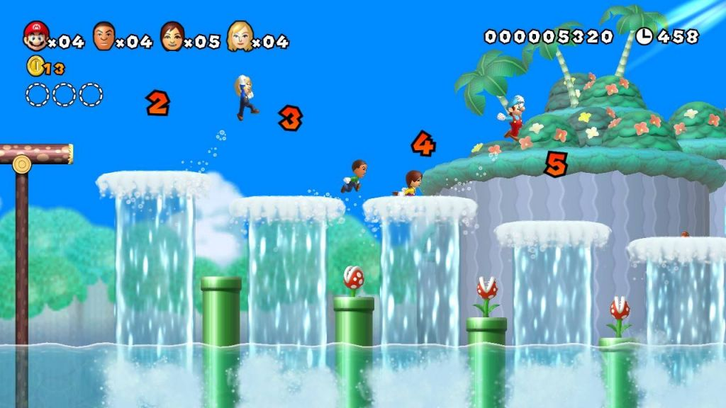 New Super Mario Bros U Review For Wii U Gaming Age